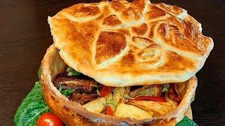 Новинка! УДИВИТЕ СВОИХ ГОСТЕЙ, оригинальная подача мясного блюда / Մսային ուտեստի օրիգինալ մատուցում