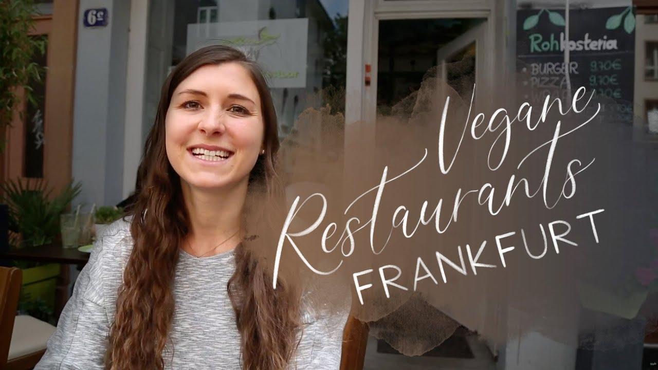 Vegane Restaurants In Frankfurt