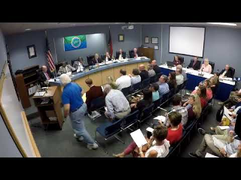 November 6, 2017 Beaufort County Board of Commissioners' Meeting