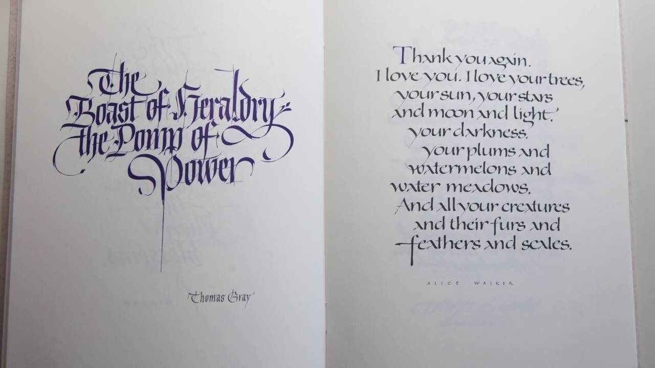 From the library of custom handwritten calligraphy book stamp