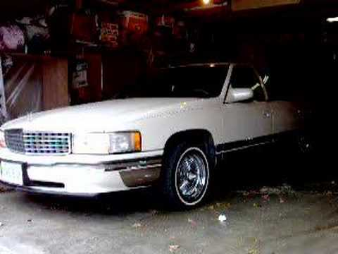 Air Ride Deville Cadillac Lowrider Youtube