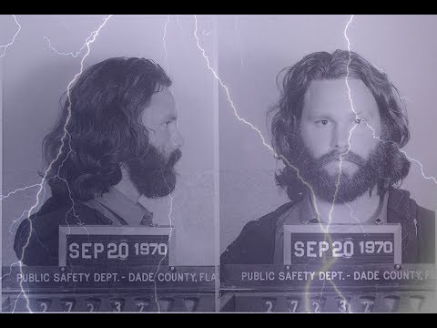 The Doors - Riders on the Storm greek lyrics