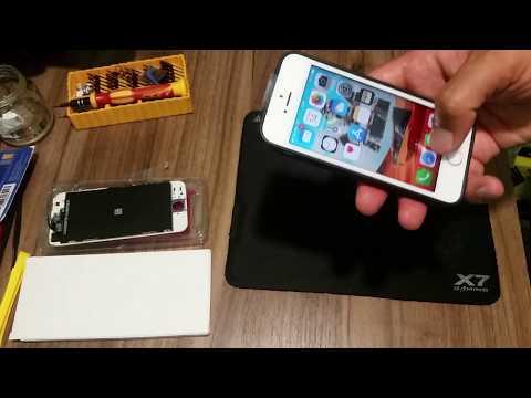 Замена дисплея айфон 5s (iPhone 5s)