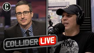Revisiting the John Oliver WWE Comments