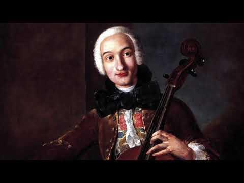 """Luigi Boccherini: Sonata """"L´Imperatrice""""  , Julius Berger with Boccherini´s Stradivari cello"""