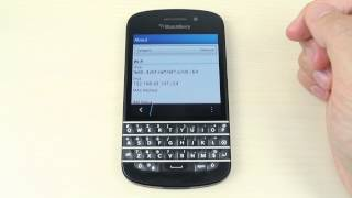 How to customize the ringtone by Wi-Fi on BlackBerry Q10
