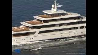 Nauta yachts design - 90 M project light