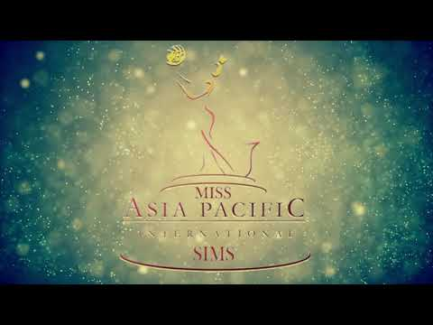Miss Asia Pacific International Sims 2019 [HOST COUNTRY REVEAL]