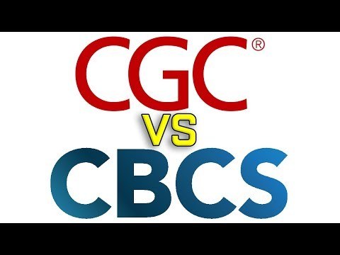Comic Book Hero - Grading Comics CGC vs CBCS