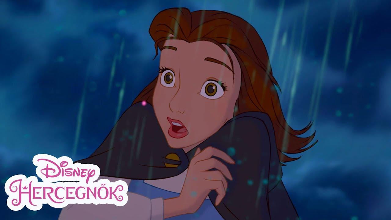 A szépség és a szörnyeteg   Megtörni az átkot   Disney Hercegnők
