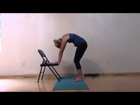 Chair Yoga with Kelley Rush: A Self Care Practice
