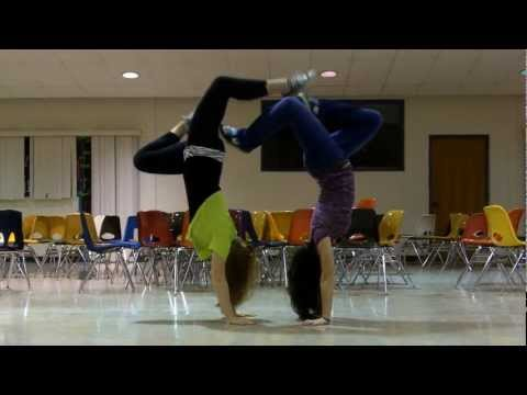 East Dubuque High School Dance Team Promo 2011-2012