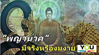 เรื่องจริงหรืองมงาย?...พญานาคในพระพุทธศาสนา (The legend of the Naga)