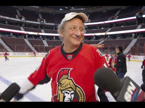 Will Eugene Melnyk Sell The Senators?