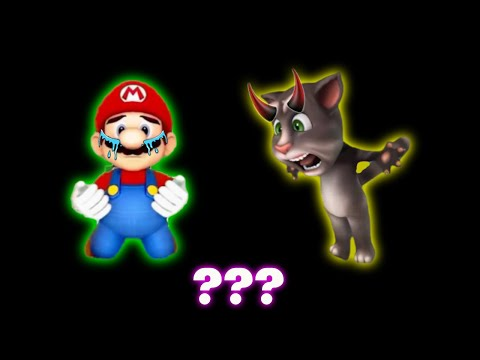 Download 13 Mario Crying and Talking Tom Screaming Sound Variations In 40 Seconds
