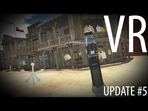 USPSA/IPSC in VR: Update #5 : Environment Updates, Texas star ,Oculus,  revos and more.