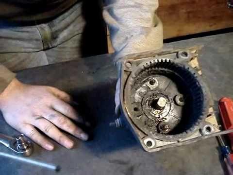 teardown and rebuilding a warn winch