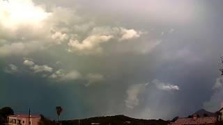 sky weather mallorca winter