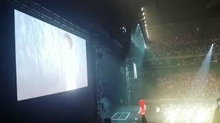 11.11.18 iKONinManila LOVE SCENARIO (사랑을 했다)  Short clip