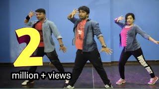 "Tamma Tamma Again   DANCE COVER   DANCE FLOOR STUDIO  Badshah   ""Badrinath Ki Dulhania"""