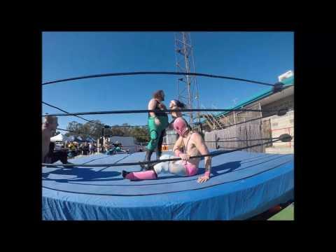 Wrestling GO!   Blacktown Markets   Session 2 (25/06/17)