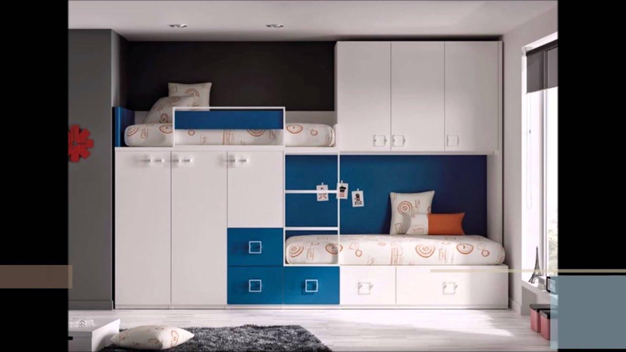 Dormitorios modernos para ni os en lima peru youtube - Cuartos para ninos ...