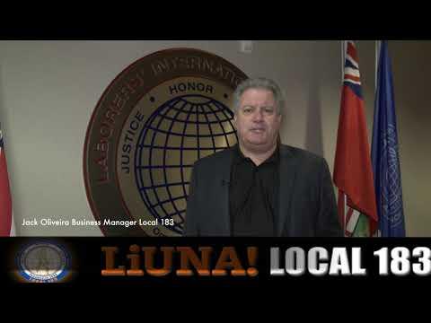 Mensagem de Natal de Jack Oliveira Business Manager Local 183