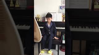 Publication Date: 2020-04-05 | Video Title: 江浩銓 校際比賽初級曲目「紫竹調」馬鞍山循道衛理小學二年級