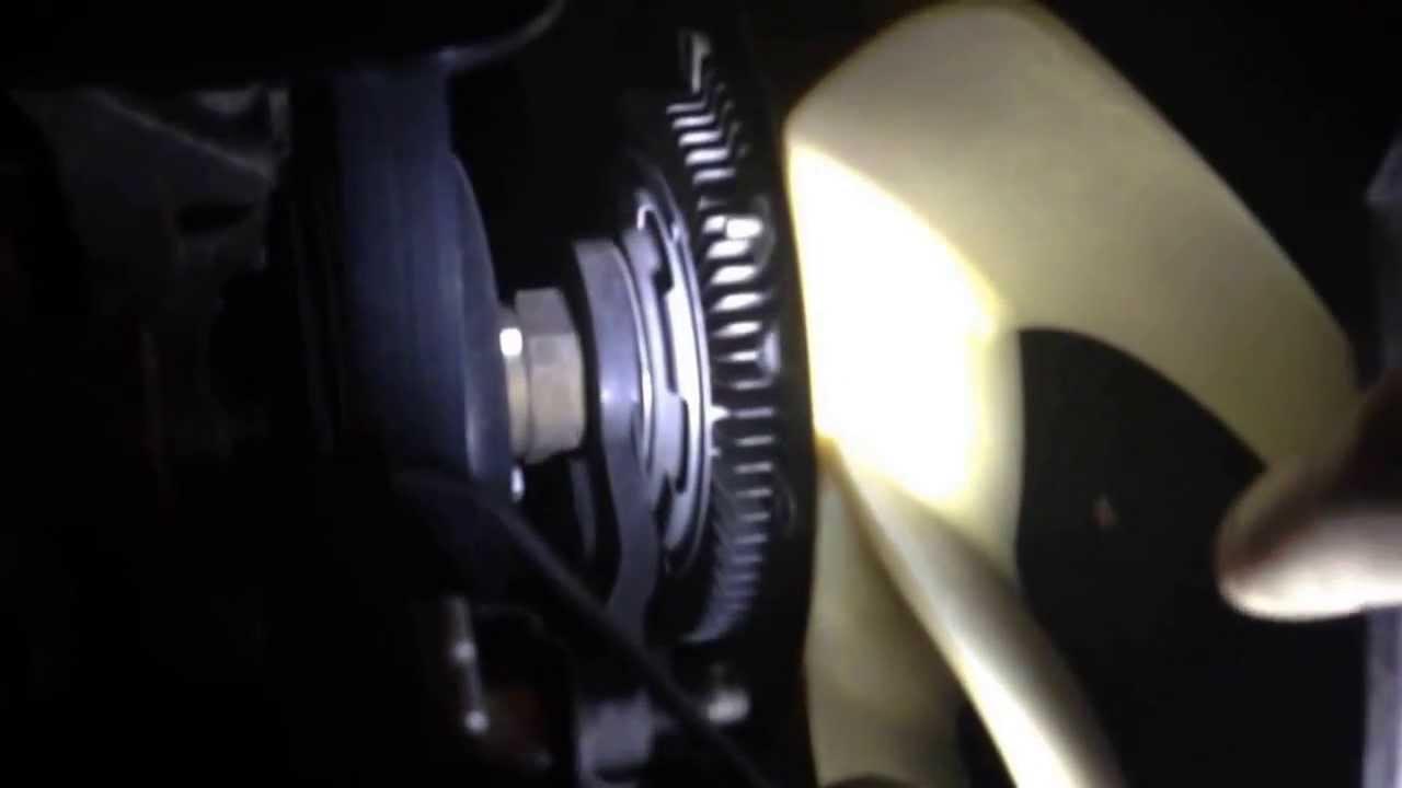 2007 lincoln navigator cooling fan clutch  [ 1280 x 720 Pixel ]