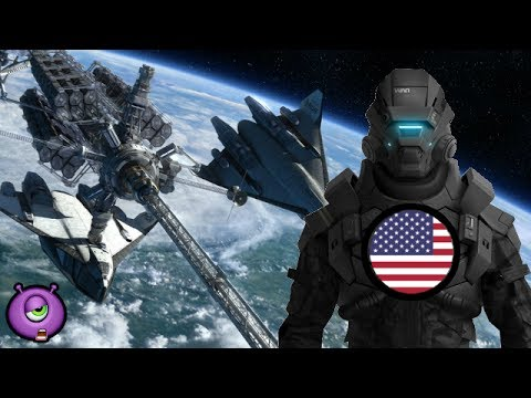 US Military Might Soon Have A Space Corps