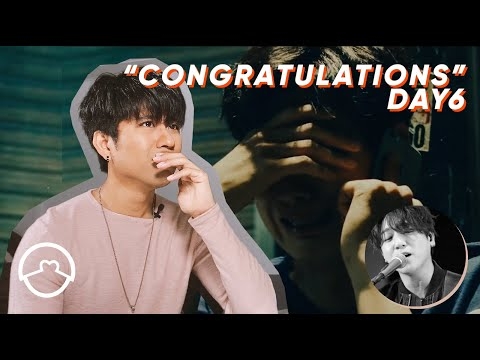 """Performer Reacts to Day6 """"Congratulations"""" MV + English Live Ver."""