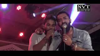 Gambar cover තුෂාර, විරාජ්, J2 එකම වේදිකාවේ | Thushara Viraj and J2 on Stage | Sahara Flash | Sinhala Live Show