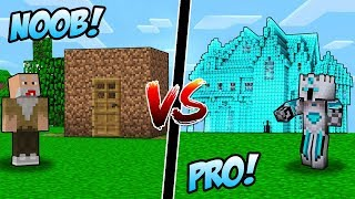Minecraft NOOB vs PRO vs HACKER