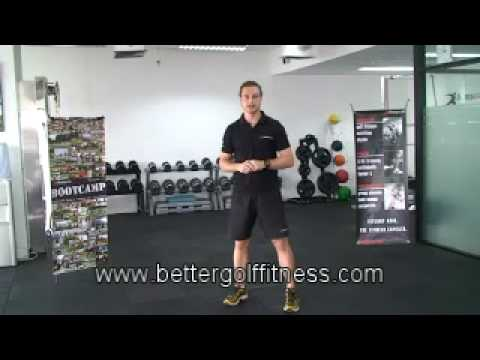 Better Golf Fitness Starter program