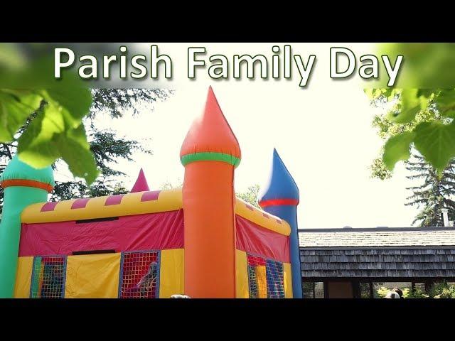 Parish Family Day 🎉