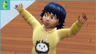 Toddlers, Free Sims 4 Update - First Impression!