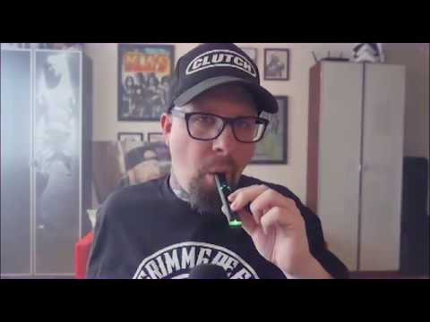 Limitless Pulse Vape Pod Grimm Green Review