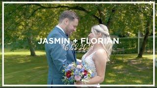 Traumhafte Hochzeit - Jasmin & Florian // Lilienhof Ihringen - Hochzeitsvideo