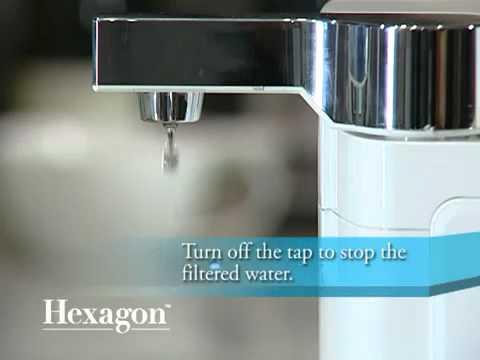 Hexagon Alkaline Hydrogen Water Filtration 2 0v Cartridge No 3 Original