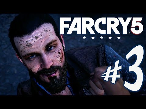 FAR CRY 5 - Parte 3: John Seed e o Poder do SIM!!!! [ PC - Playthrough ]