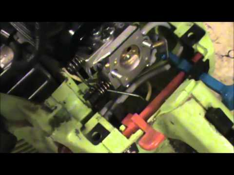 poulan saw parts diagram two step dance where do the fuel and primer lines go in a craftsman or chainsaw? - youtube