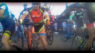 2018 Singlespeed Cyclocross National Championships - Lap 1, View from the back, looking back.