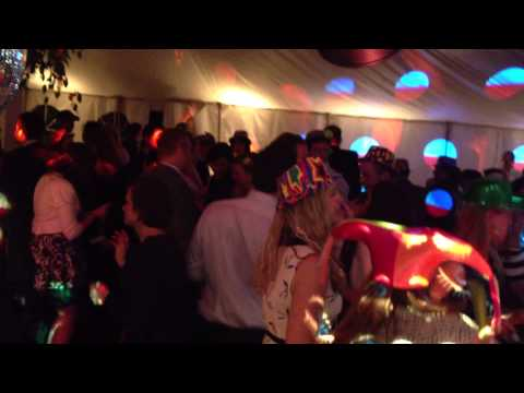 Wedding reception in Faversham