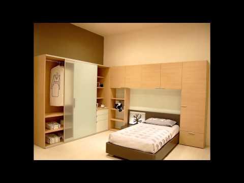 Bedroom wardrobe cabinets