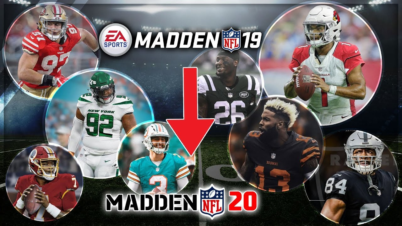 How to get Madden 20 Roster on Madden 19 - How to play with the Madden 20  roster in Madden 19