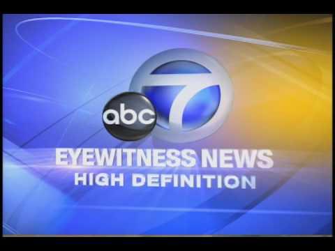 ABC7 Eyewitness News HD 6 p.m. Intro (9-02-2009)