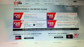 Virgin Mobile Rant New Pricing Model And Lg Tribute Launch