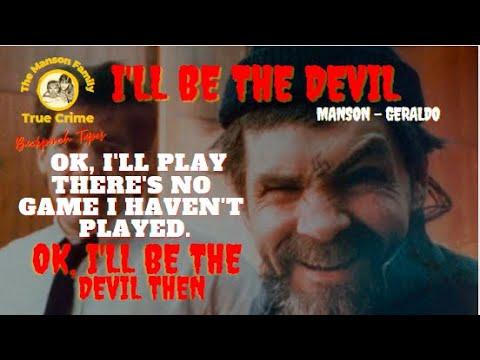 Charles Manson 1988 San Quentin Prison Uncut complete 1 hour Interview