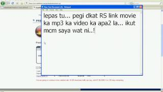 cara download rapidshare links guna idm