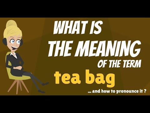 Term teabagging